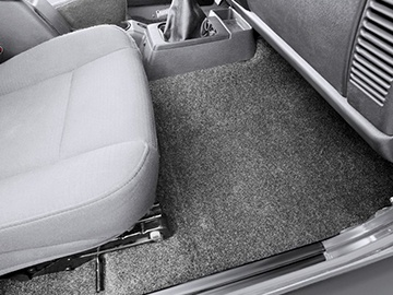 CFRT carpet for car interiors