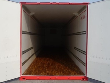 Thermoplastic Composite Sheets for Reefer Trailers