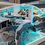 See Future Cars Through CIIE 2019 header