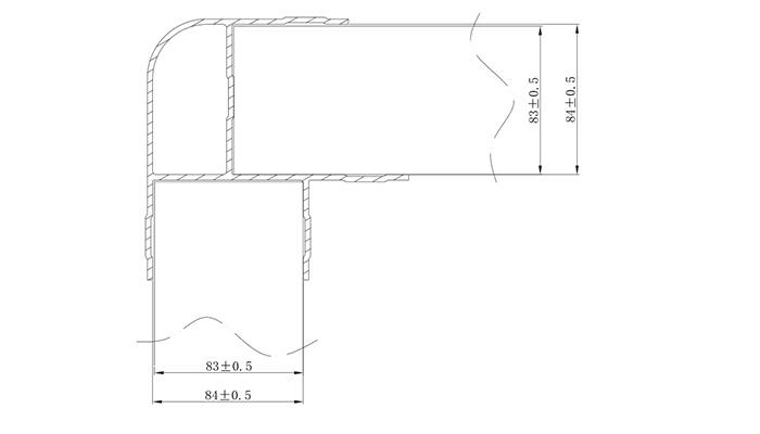 TOPOLO container frame